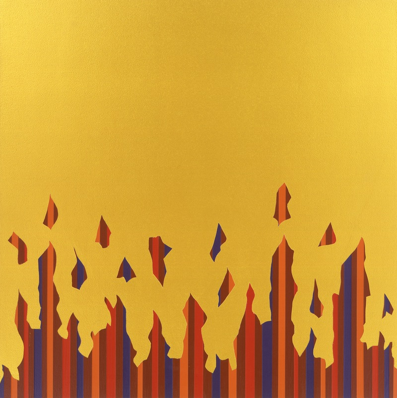 Fire Painting #1, 2006